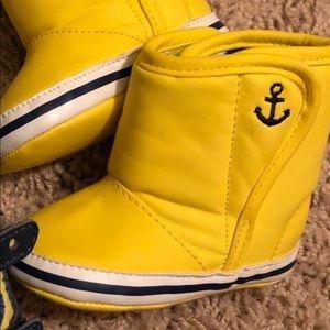 Baby koala rain boots